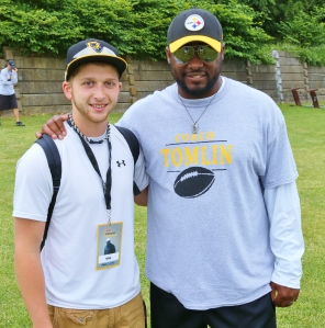 Ryan Vero & Mike Tomlin
